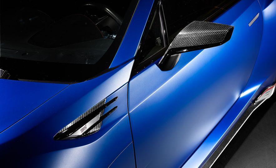 Subaru STI Performance concept - Slide 34