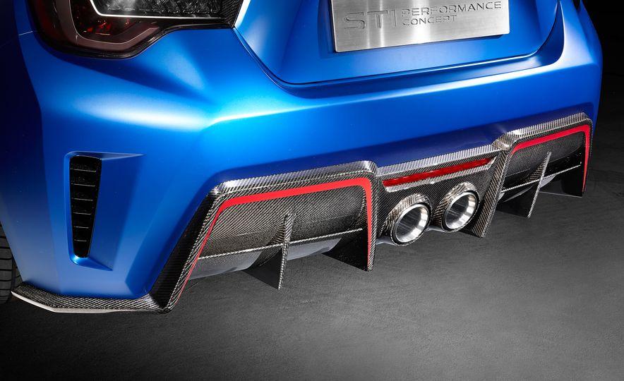 Subaru STI Performance concept - Slide 35