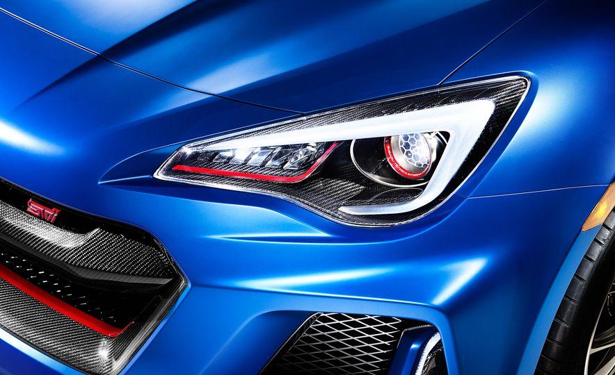 Subaru STI Performance concept - Slide 37