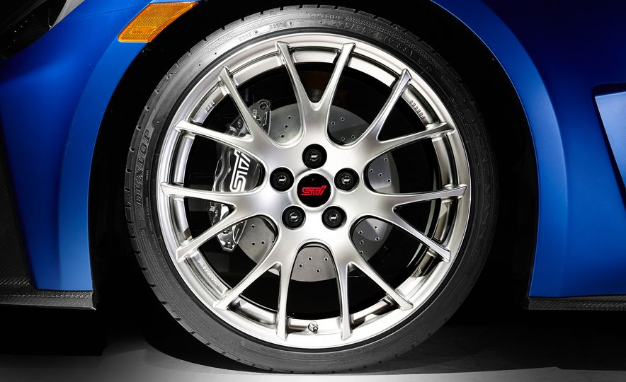 Subaru STI Performance concept - Slide 38