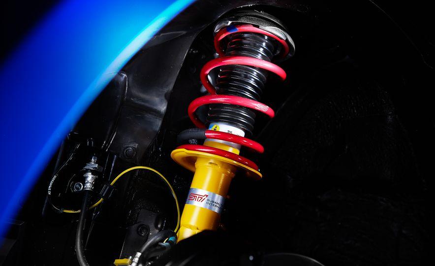 Subaru STI Performance concept - Slide 40