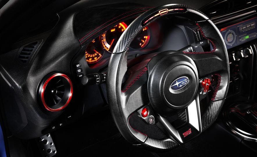 Subaru STI Performance concept - Slide 42