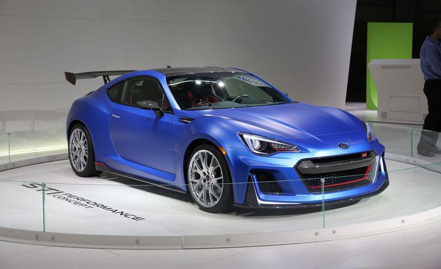 Subaru STI Performance concept - Slide 6