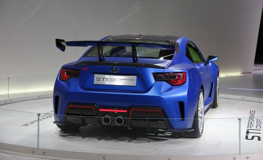 Subaru STI Performance concept - Slide 8
