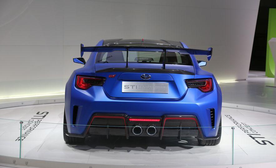Subaru STI Performance concept - Slide 9
