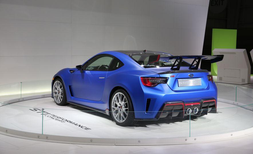 Subaru STI Performance concept - Slide 10