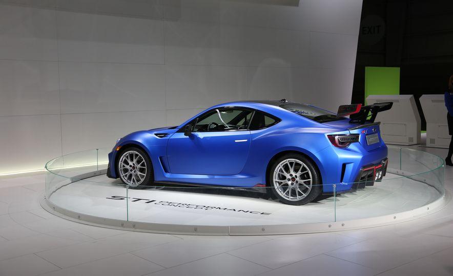 Subaru STI Performance concept - Slide 11