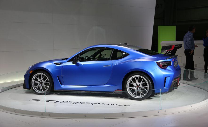 Subaru STI Performance concept - Slide 12