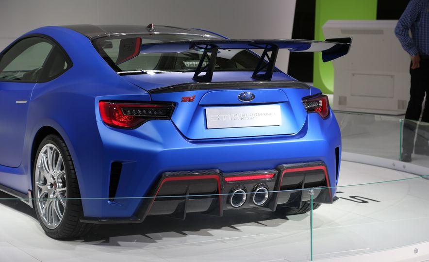 Subaru STI Performance concept - Slide 22