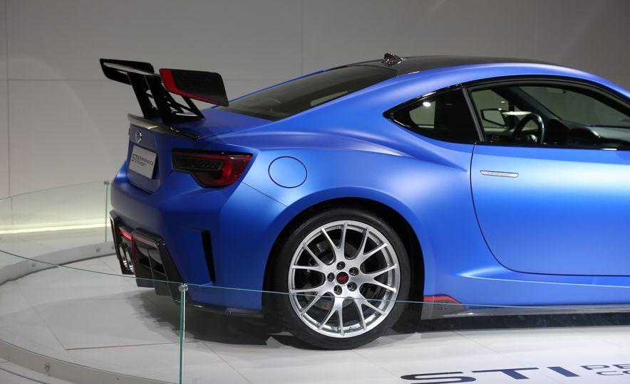 Subaru STI Performance concept - Slide 20
