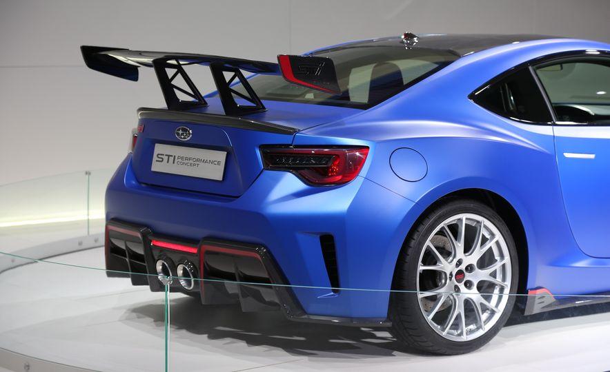 Subaru STI Performance concept - Slide 21