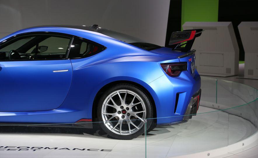 Subaru STI Performance concept - Slide 23