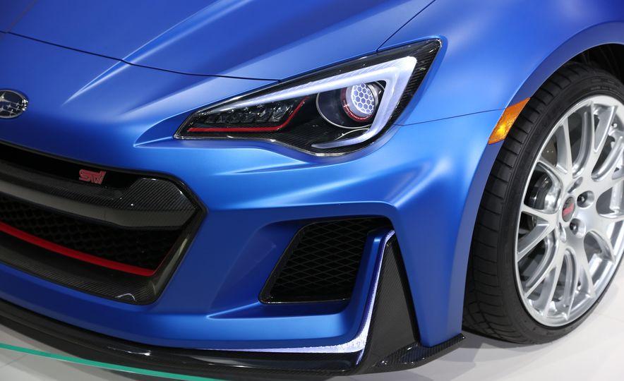 Subaru STI Performance concept - Slide 16