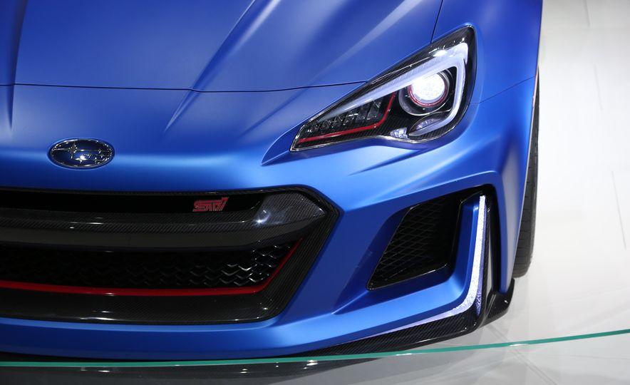Subaru STI Performance concept - Slide 17