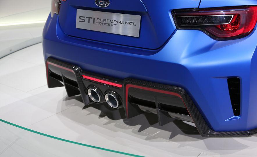 Subaru STI Performance concept - Slide 25