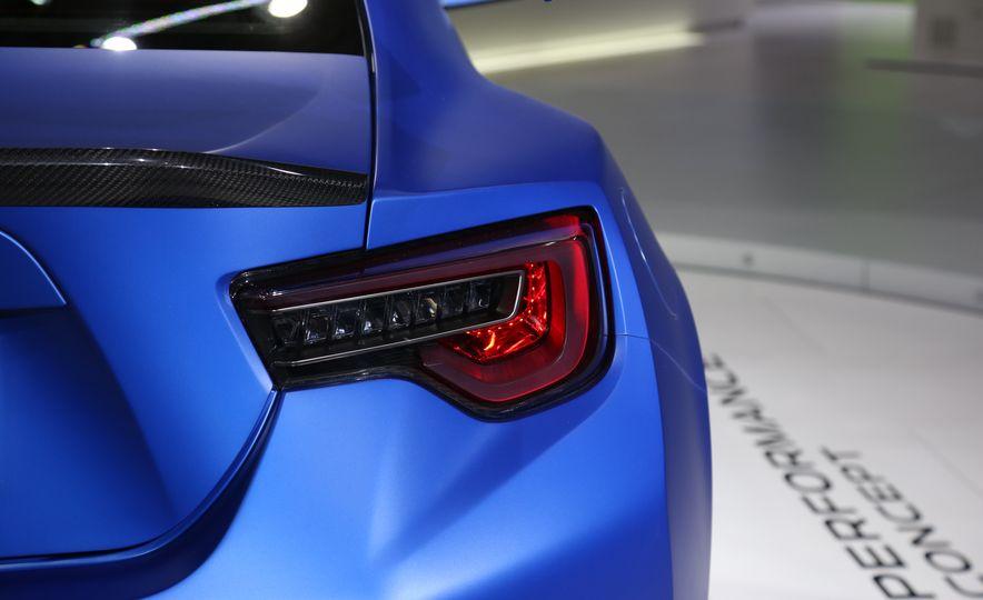 Subaru STI Performance concept - Slide 26