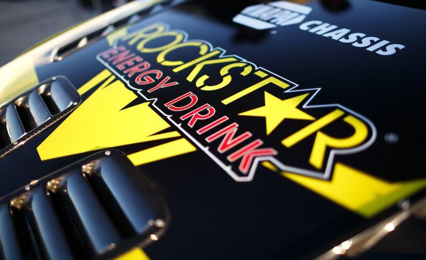 Tanner Foust's Rockstar Energy Volkswagen Passat Drift Car - Slide 4