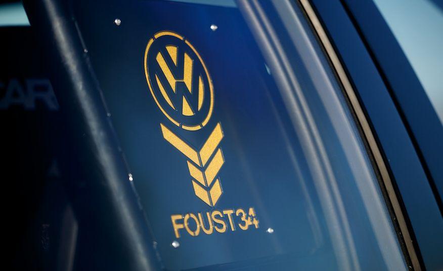 Tanner Foust's Rockstar Energy Volkswagen Passat Drift Car - Slide 5