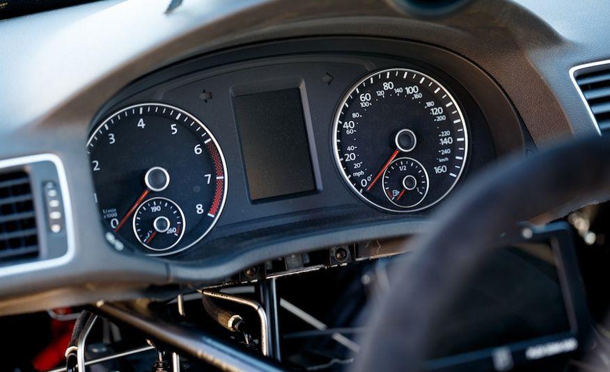 Tanner Foust's Rockstar Energy Volkswagen Passat Drift Car - Slide 9