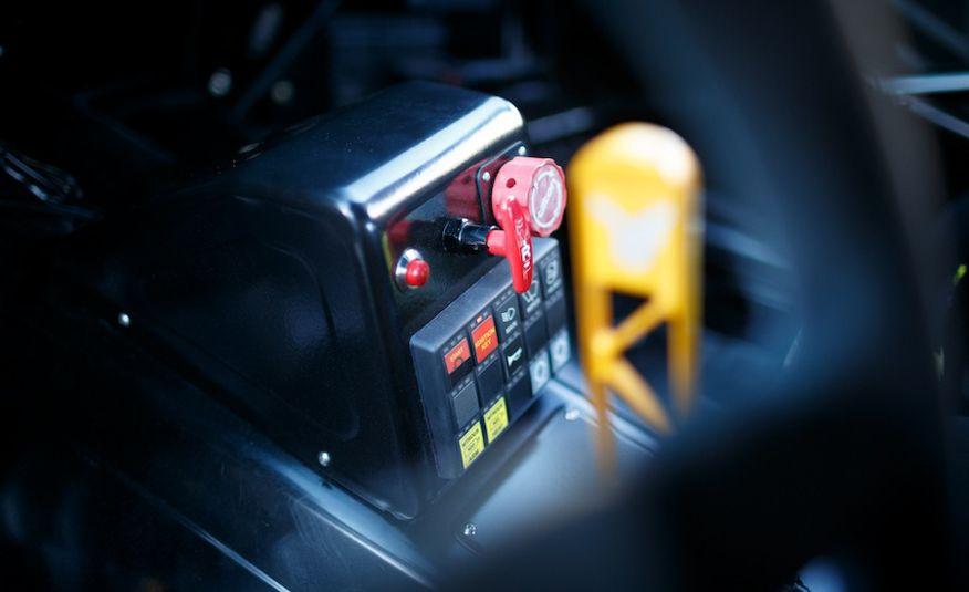 Tanner Foust's Rockstar Energy Volkswagen Passat Drift Car - Slide 10