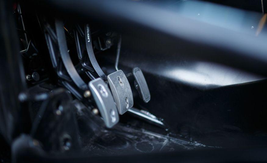Tanner Foust's Rockstar Energy Volkswagen Passat Drift Car - Slide 11