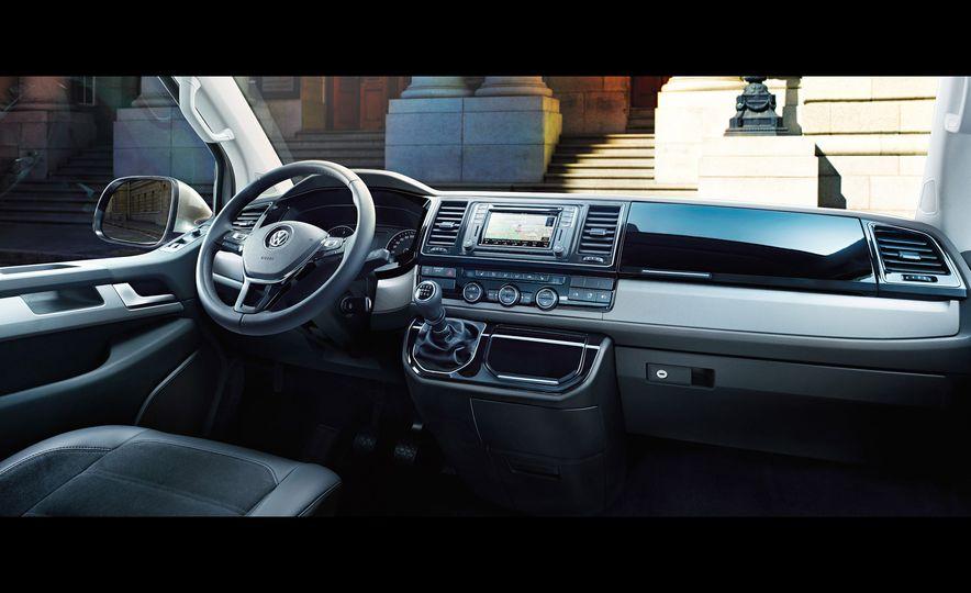 Volkswagen T-series vans (Euro-spec) - Slide 11