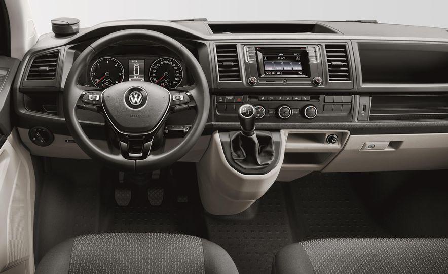 Volkswagen T-series vans (Euro-spec) - Slide 12