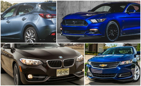 Bargain Beauties: The 10 Best-Looking Cars Under $35,000