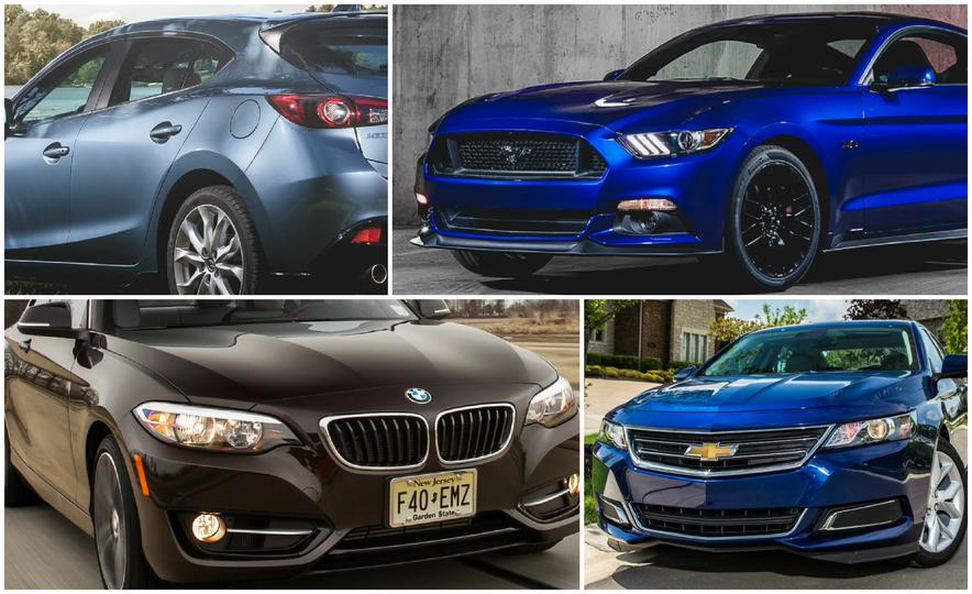 Bargain Beauties The 10 Best Looking Cars Under 35 000 Slide 1