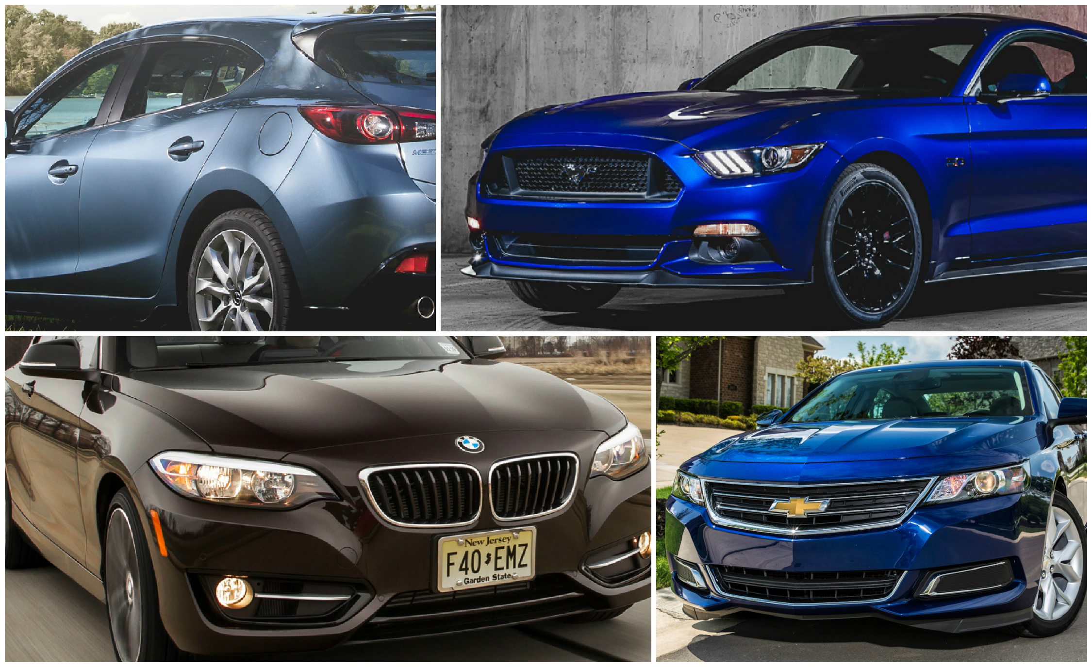 Exceptional Bargain Beauties: The 10 Best Looking Cars Under $35,000   Slide 1
