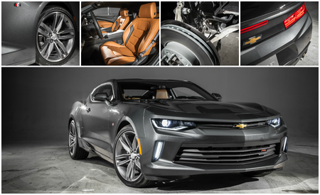 11 Surprising Facts About the New Camaro
