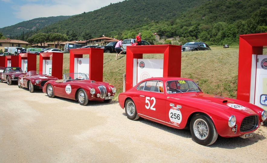 In the Middle of the Mille Miglia: We Run the World's Most Storied Road Rally - Slide 16
