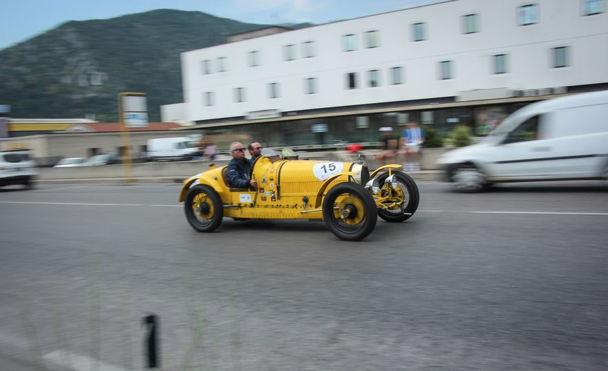 In the Middle of the Mille Miglia: We Run the World's Most Storied Road Rally - Slide 19