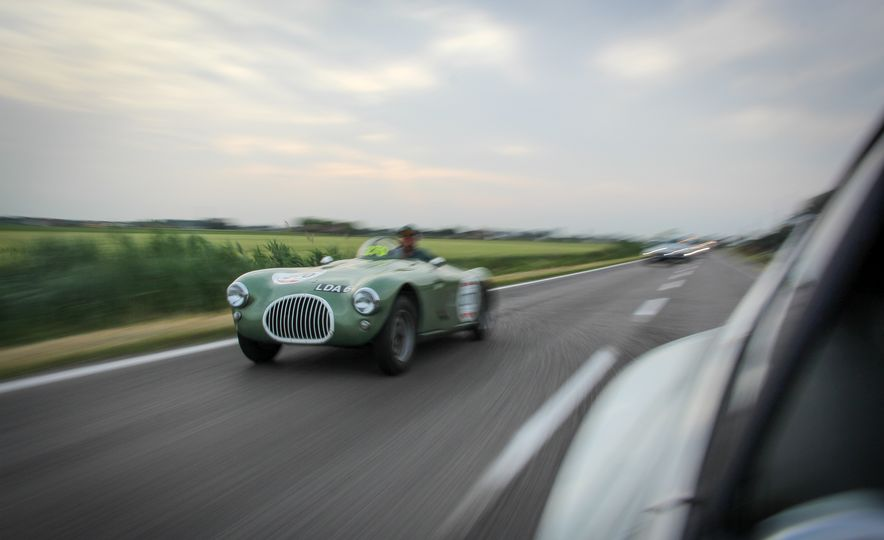 In the Middle of the Mille Miglia: We Run the World's Most Storied Road Rally - Slide 20