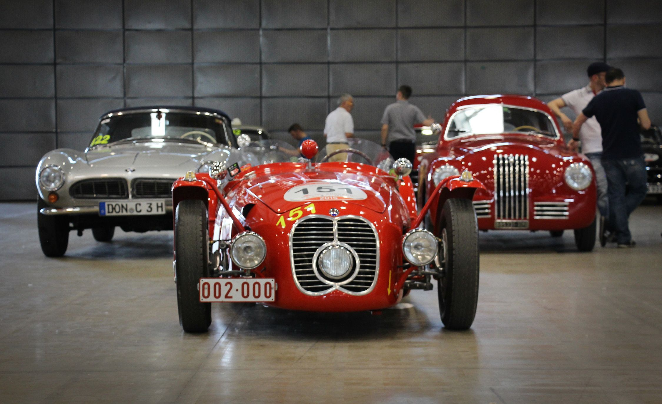 In the Middle of the Mille Miglia: We Run the World's Most ...