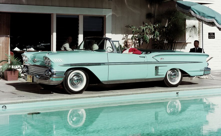 Fins, Fleets, and Everything in Between: A Visual History of the Chevrolet Impala - Slide 4