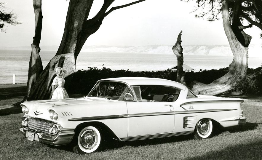 Fins, Fleets, and Everything in Between: A Visual History of the Chevrolet Impala - Slide 3
