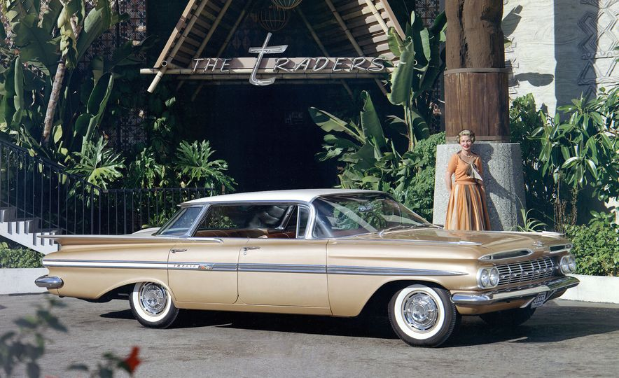 Fins, Fleets, and Everything in Between: A Visual History of the Chevrolet Impala - Slide 6