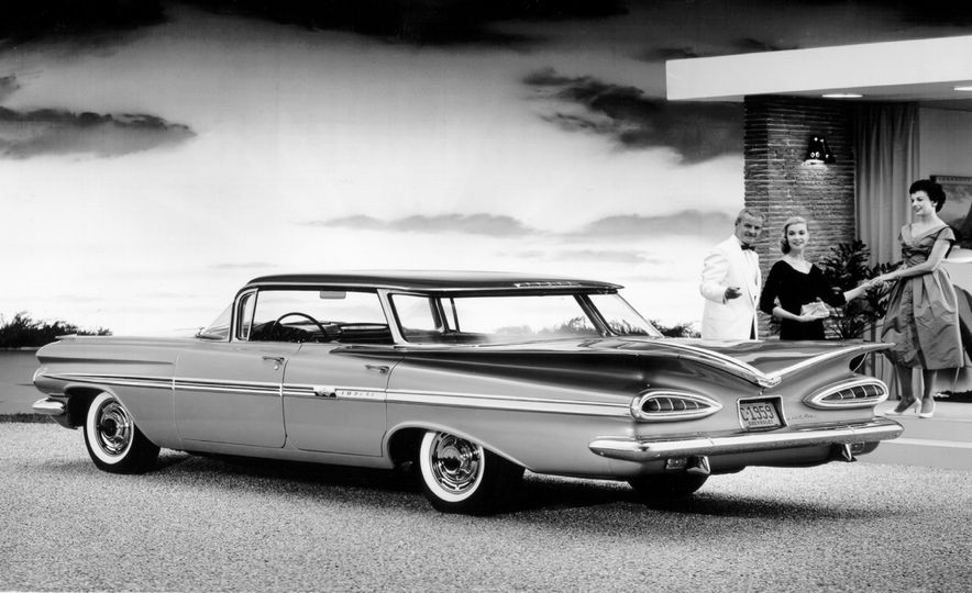 Fins, Fleets, and Everything in Between: A Visual History of the Chevrolet Impala - Slide 5