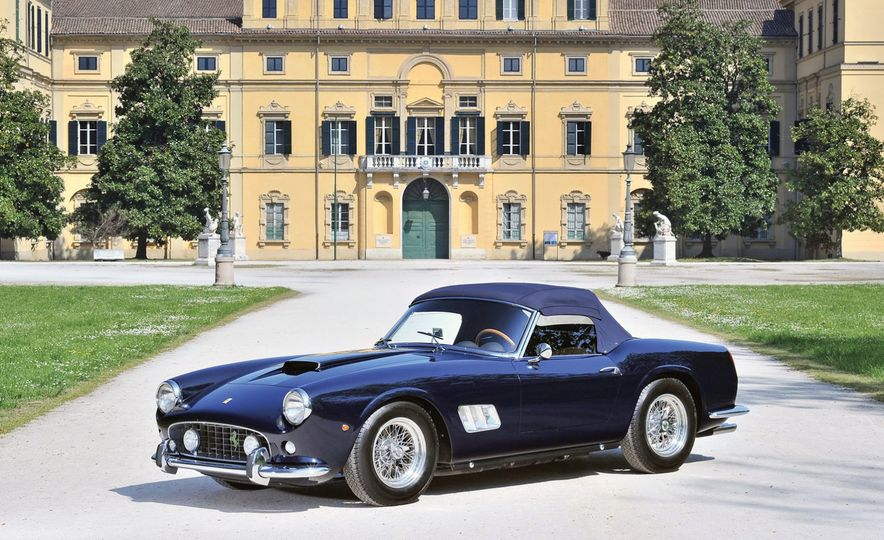 1961 Ferrari 250GT SWB California Spider - Slide 3