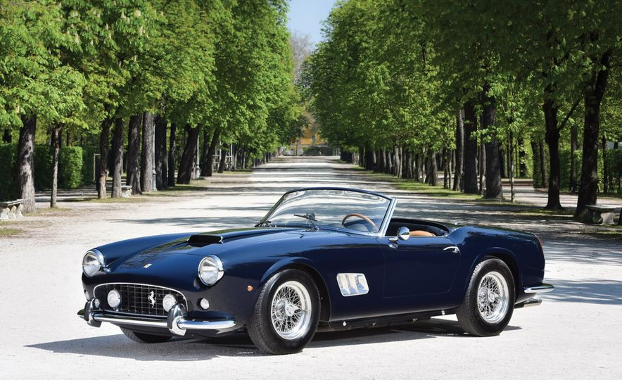 1961 Ferrari 250GT SWB California Spider - Slide 4