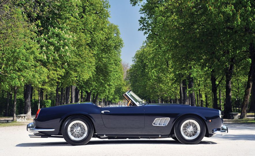 1961 Ferrari 250GT SWB California Spider - Slide 6
