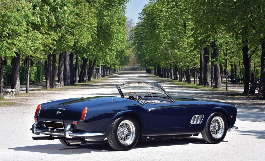 1961 Ferrari 250GT SWB California Spider - Slide 7