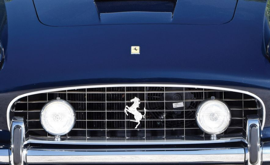 1961 Ferrari 250GT SWB California Spider - Slide 11