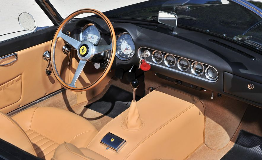 1961 Ferrari 250GT SWB California Spider - Slide 20
