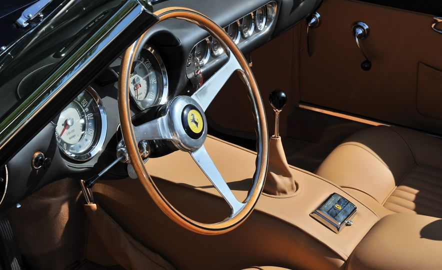 1961 Ferrari 250GT SWB California Spider - Slide 21