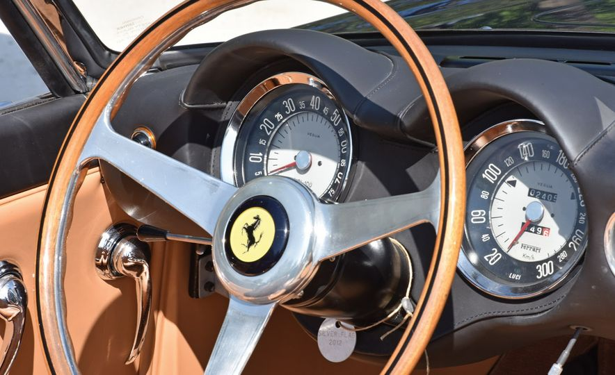 1961 Ferrari 250GT SWB California Spider - Slide 22