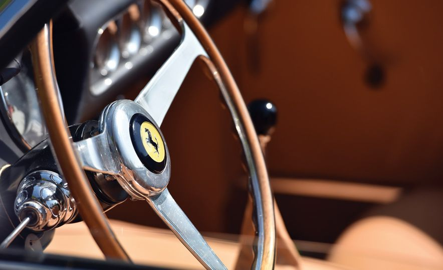 1961 Ferrari 250GT SWB California Spider - Slide 23