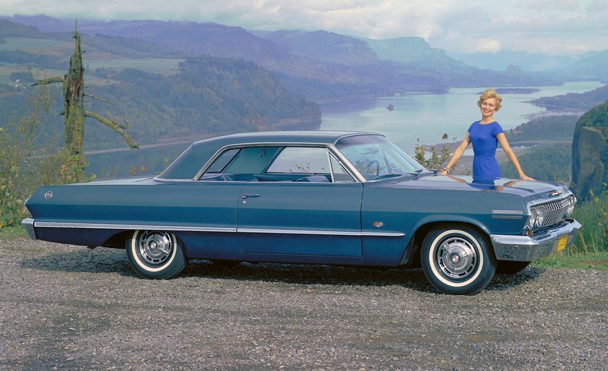 Fins, Fleets, and Everything in Between: A Visual History of the Chevrolet Impala - Slide 7