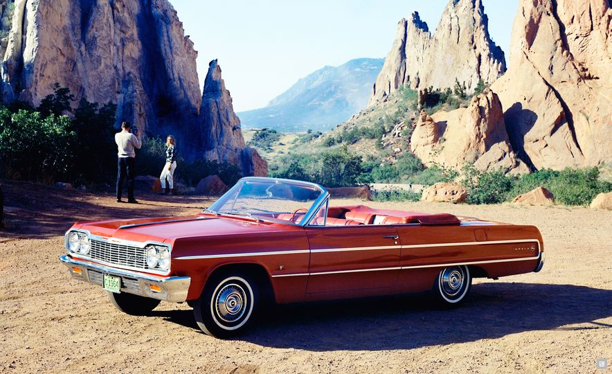 Fins, Fleets, and Everything in Between: A Visual History of the Chevrolet Impala - Slide 8